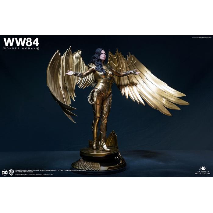 DC Comics: Wonder Woman 1984 - Premium Wonder Woman 1:4 Scale Statue Queen Studios Product
