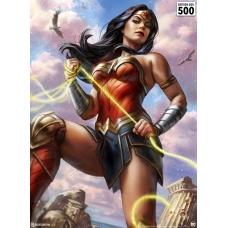 DC Comics: Wonder Woman #755 Unframed Art Print - Sideshow Collectibles (EU)