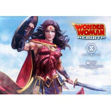 DC Comics: Wonder Woman Rebirth 1:3 Scale Statue | Prime 1 Studio
