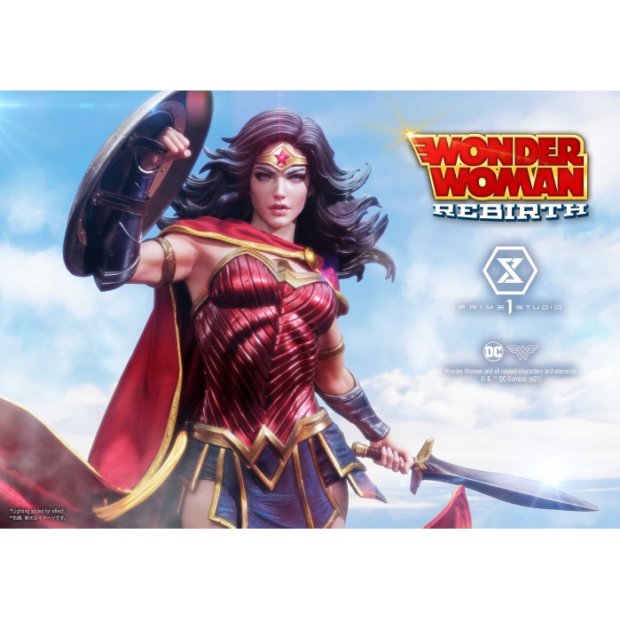 DC Comics: Wonder Woman Rebirth 1:3 Scale Statue Prime 1 Studio Product