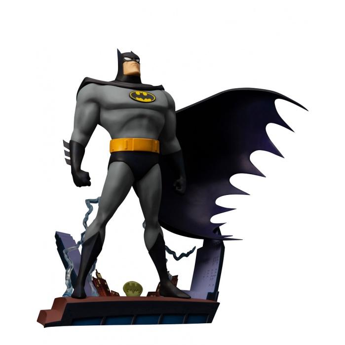 DC Universe: Batman Animated Opening Sequence ARTFX+ PVC Statue Kotobukiya Product