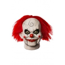 Dead Silence: Mary Shaw Clown Puppet Mask | Trick or Treat Studios