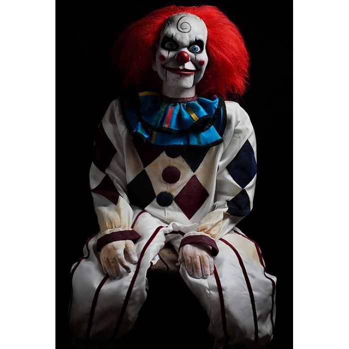 Dead Silence: Mary Shaw Clown Puppet Prop Replica Trick or Treat Studios Product
