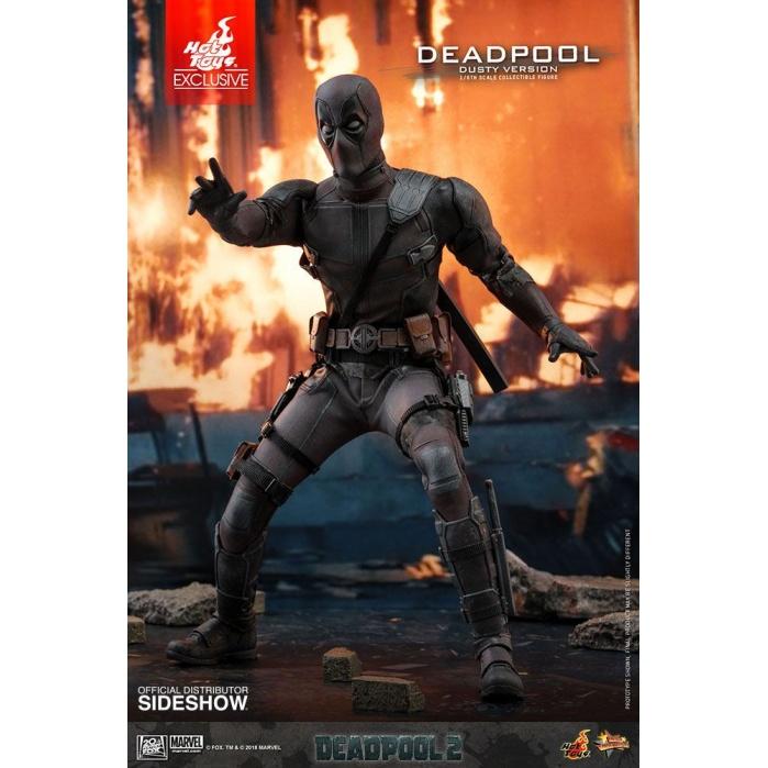 Deadpool 2 Movie Action Figure 1/6 Deadpool Dusty Ver. Hot Toys Product
