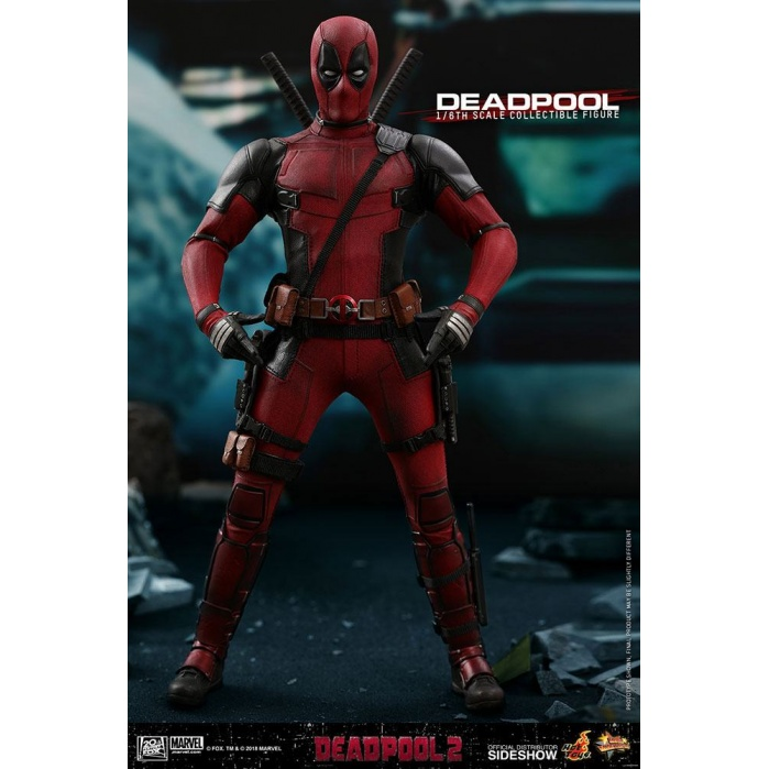 Deadpool 2 Movie Masterpiece 1/6  Action Figure Hot Toys Product