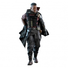 Deadpool 2 Movie Masterpiece Action Figure 1/6 Cable | Hot Toys