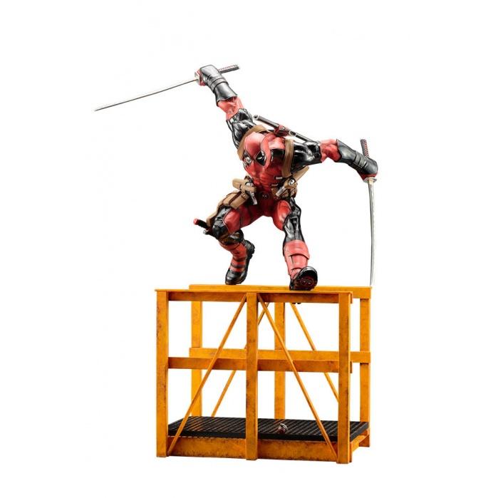 Deadpool Marvel Now ARTFX Statue Kotobukiya Product