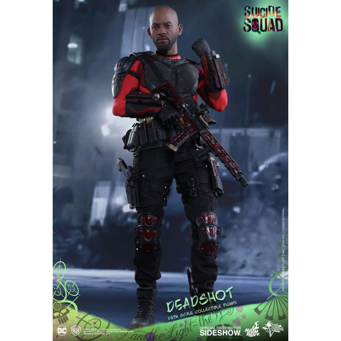 Deadshot Suicide Squad 1/6 figure Hot Toys Product