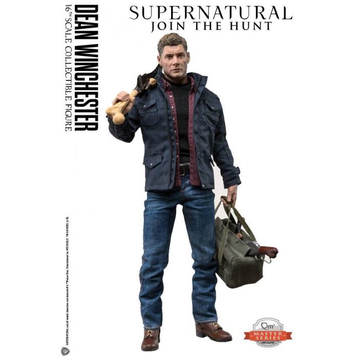 Dean Winchester Supernatural 1/6 Figure Quantum Mechanix Product