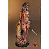 Dejah Thoris: Princess of Mars 1:5 Scale Statue Quarantine Studio Product