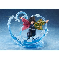 Demon Slayer Kimetsu no Yaiba: Giyu Tomioka 1:8 Scale PVC Statue Goodsmile Company Product