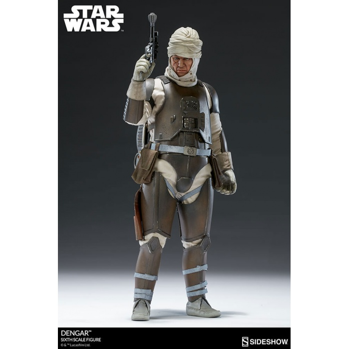 Dengar Star Wars Sideshow Exclusive 1/6 Sideshow Collectibles Product