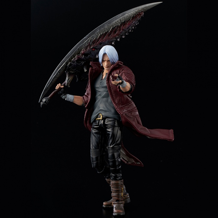 Devil May Cry 5: Deluxe Dante 1:12 Scale Action Figure Sentinel D4 Toys Product