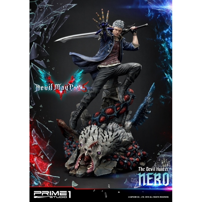 Devil May Cry 5: Nero 28 inch Statue Prime 1 Studio Product