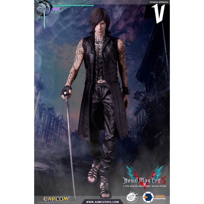 Devil May Cry: V 1:6 Scale Figure Sideshow Collectibles Product