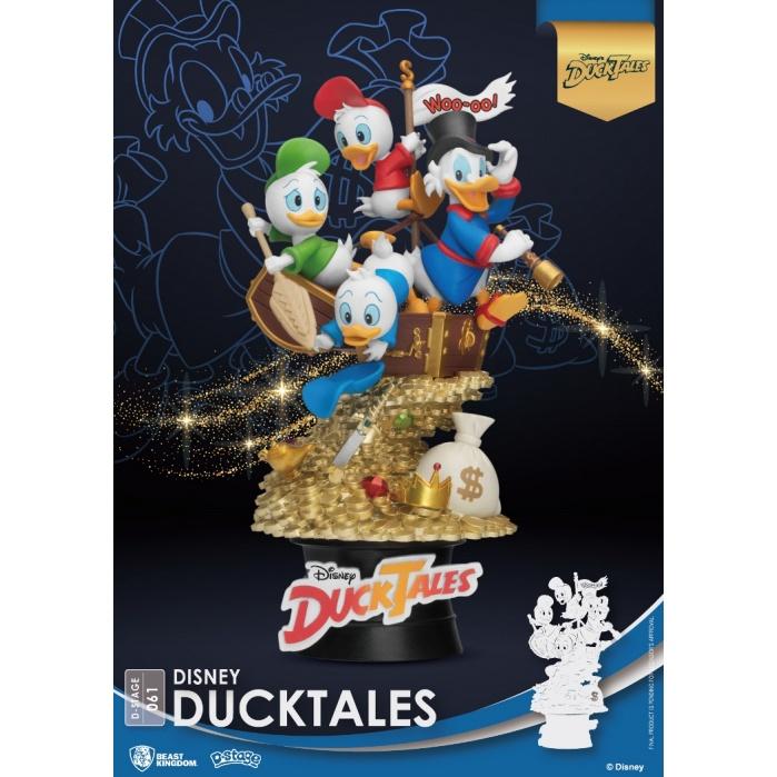 Disney: Duck Tales Family PVC Diorama Beast Kingdom Product