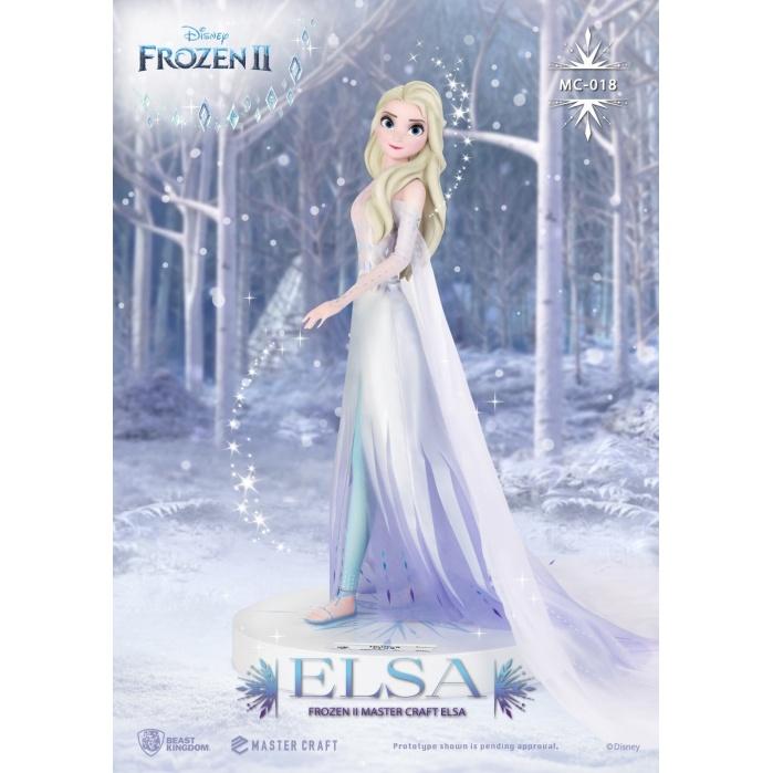 Disney: Frozen 2 - Master Craft Elsa Statue Beast Kingdom Product