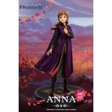 Disney Frozen 2 Master Craft Statue 1/4 Anna | Beast Kingdom