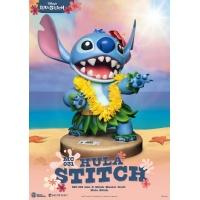Disney Master Craft Statue Hula Stitch 38 cm Beast Kingdom Product