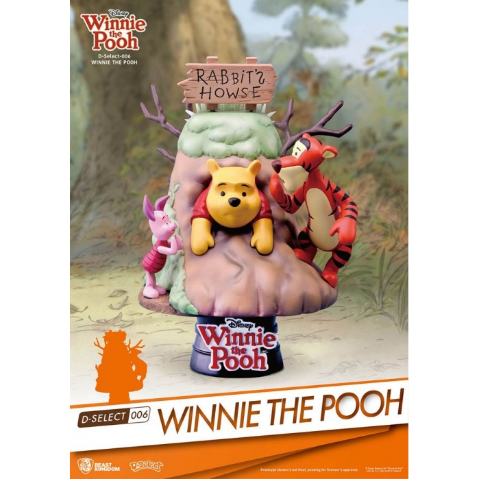 Disney Select: Winnie the Pooh Diorama Beast Kingdom Product