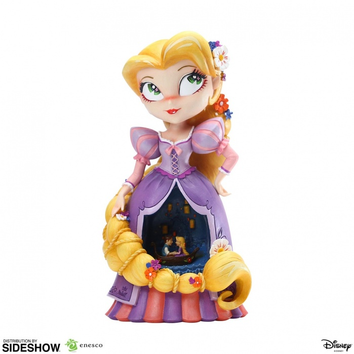 Disney: Tangled - Miss Mindy Rapunzel PVC Statue Sideshow Collectibles Product
