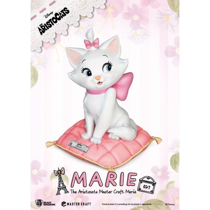 Disney: The Aristocats - Master Craft Marie Statue Beast Kingdom Product