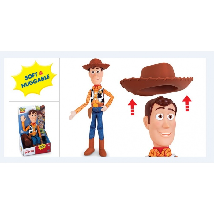 Disney: Toy Story - Woody 40 cm Thinkway Toys Product