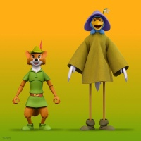 Disney: Ultimates Wave 2 - Robin Hood Stork Costume 7 inch Action Figure Super7 Product