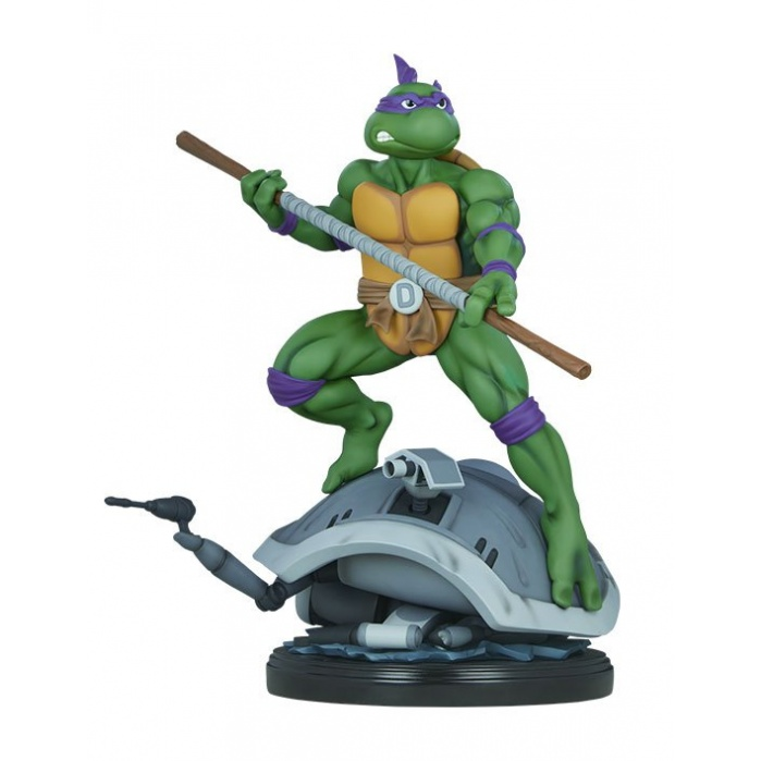 Donatello Teenage Mutant Ninja Turtles Statue 1/4 Pop Culture Shock Product