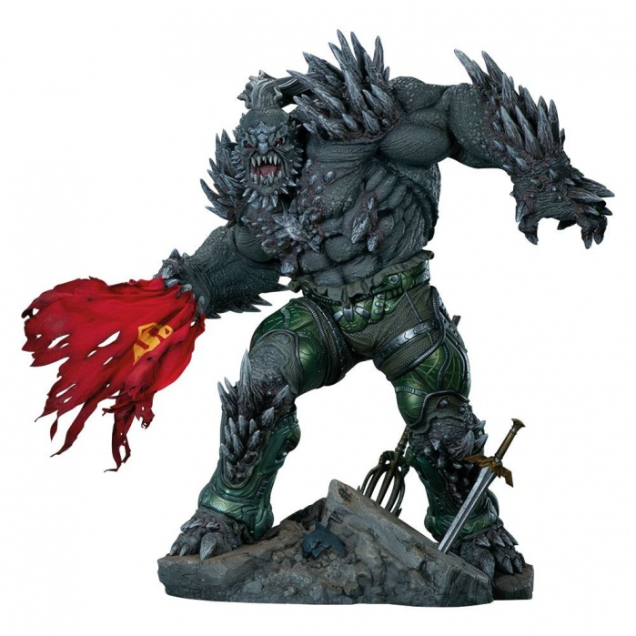 Doomsday DC Comics Maquette Sideshow Collectibles Product