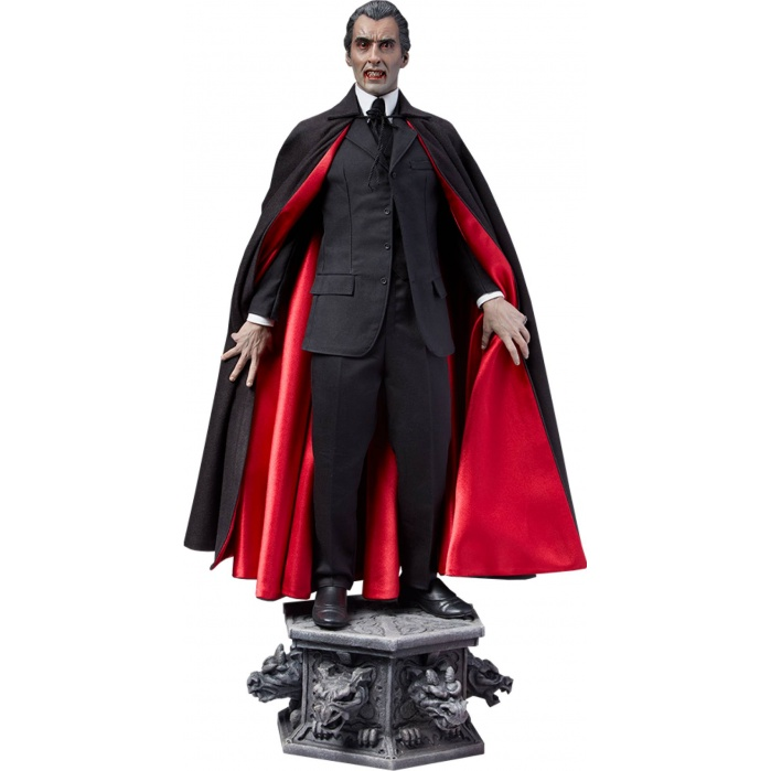 Dracula 1958: Dracula Premium 1:4 Scale Statue Sideshow Collectibles Product