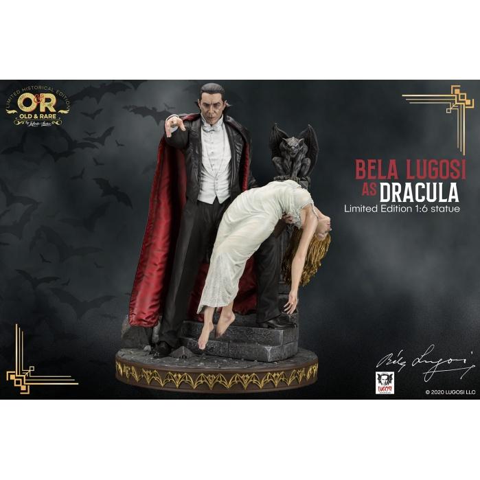 Dracula: Bela Lugosi as Dracula 1:6 Scale Statue Infinity Studio Product