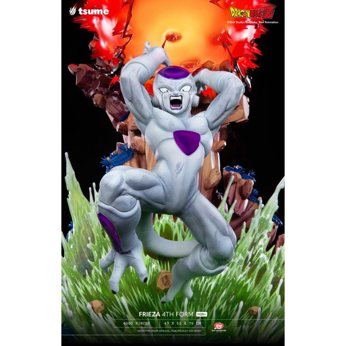 Dragon Ball Z Frieza HQS Tsume-Art Product
