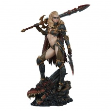 Dragon Slayer: Warrior Forged in Flame Statue - Sideshow Collectibles (EU)