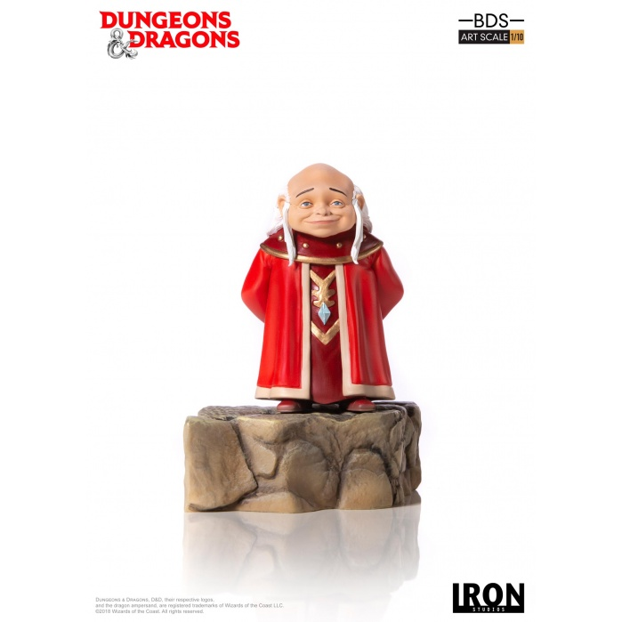 Dungeons and Dragons: Dungeon Master 1:10 Scale Statue Iron Studios Product