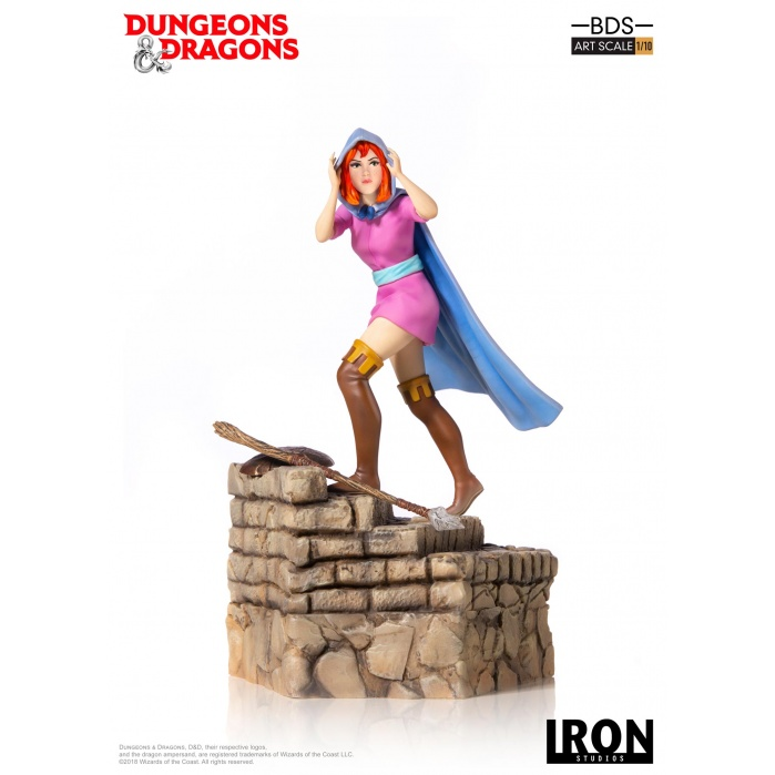 Dungeons and Dragons: Sheila the Thief 1:10 Scale Statue Iron Studios Product