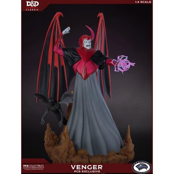 Dungeons & Dragons Statue Venger PCS Exclusive Pop Culture Shock Product