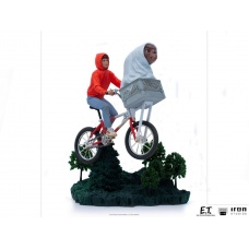 E.T. the Extra-Terrestrial: E.T. and Elliot 1:10 Scale Statue - Iron Studios (EU)