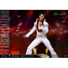 Elvis Presley: Elvis Aaron Presley 1:4 Scale Statue | Blitzway
