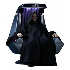 Emperor Palpatine Deluxe Version Star Wars Episode VI Hot Toys Product Image
