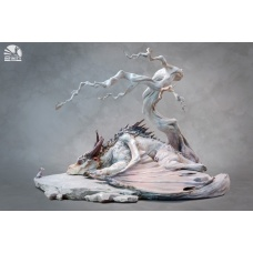 Encounter of Mouse and Dragon under Withered Tree Infinity Studio Product Image