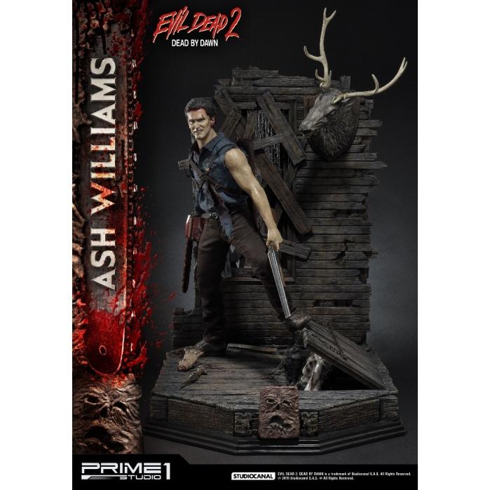 Evil Dead 2: Dead Ash Williams 1:3 Scale Statue Prime 1 Studio Product