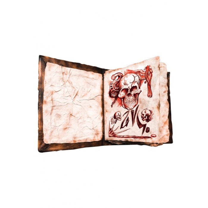 Evil Dead 2: Necronomicon - Book of the Dead Prop V2 with Pages Trick or Treat Studios Product