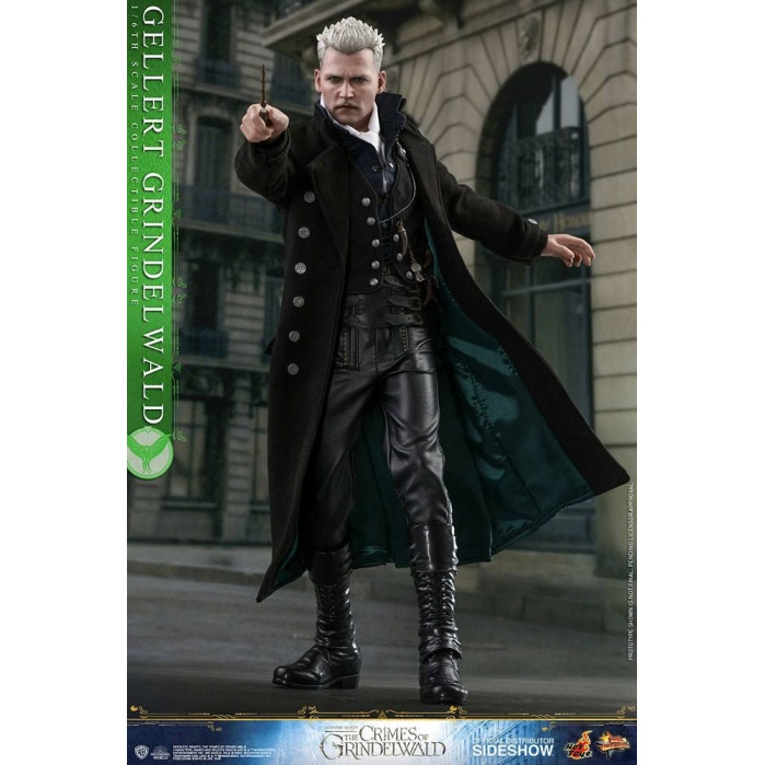 Fantastic Beasts Gellert Grindelwald  1/6 figure Hot Toys Product