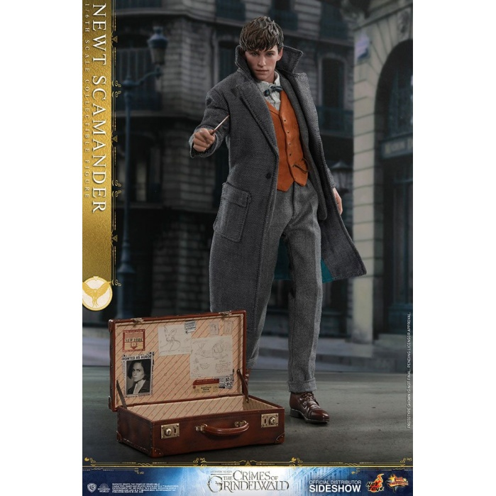 Fantastic Beasts Newt 1/6 Scamander figure Hot Toys Product