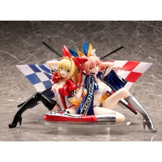 Fate/Extra PVC Statue 1/7 Nero Claudius & Tamamo No Mae Type-Moon Racing Ver. 17 cm - Goodsmile Company (EU)