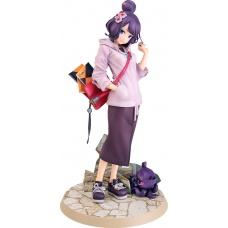 Fate Grand Order: Foreigner Katsushika Hokusai Travel Portrait 1:7 Scale PVC Statue - Goodsmile Company (EU)