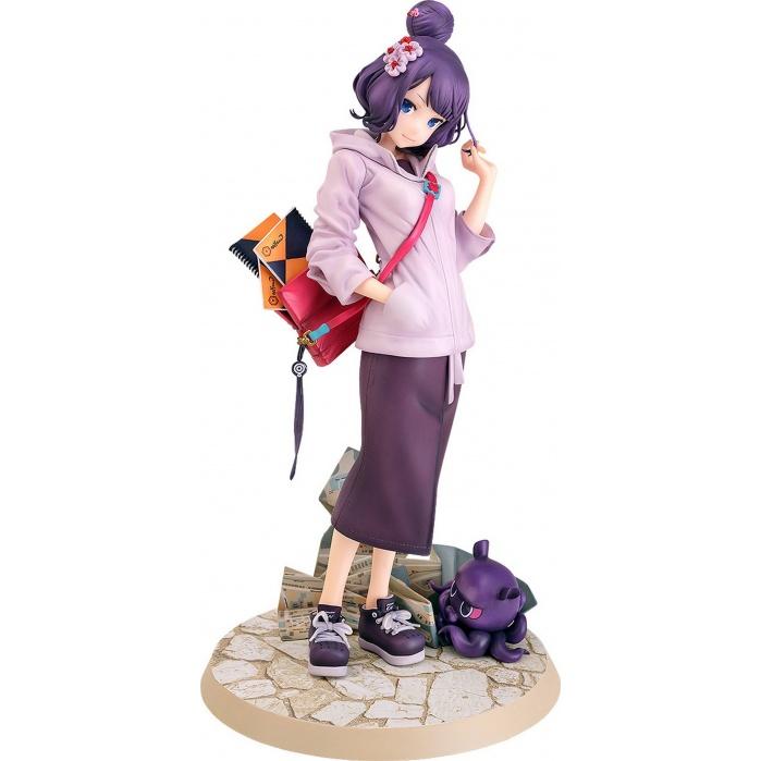 Fate Grand Order: Foreigner Katsushika Hokusai Travel Portrait 1:7 Scale PVC Statue Goodsmile Company Product