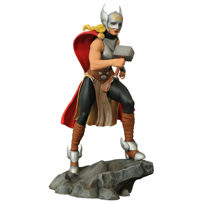 Femme Fatales PVC Statue Lady Thor Diamond Select Toys Product