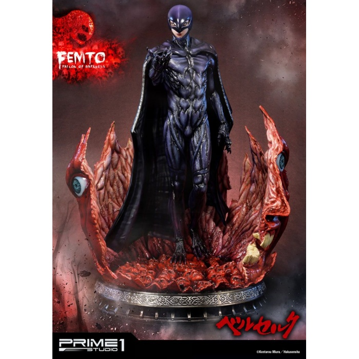 Femto The Falcon of Darkness Berserk Statue Prime 1 Studio Product